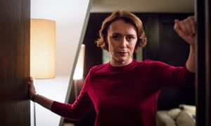 Keeley Hawes, who plays the home secretary in Bodyguard