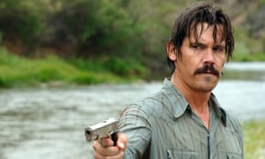 Josh Brolin in No Country for Old Men.
