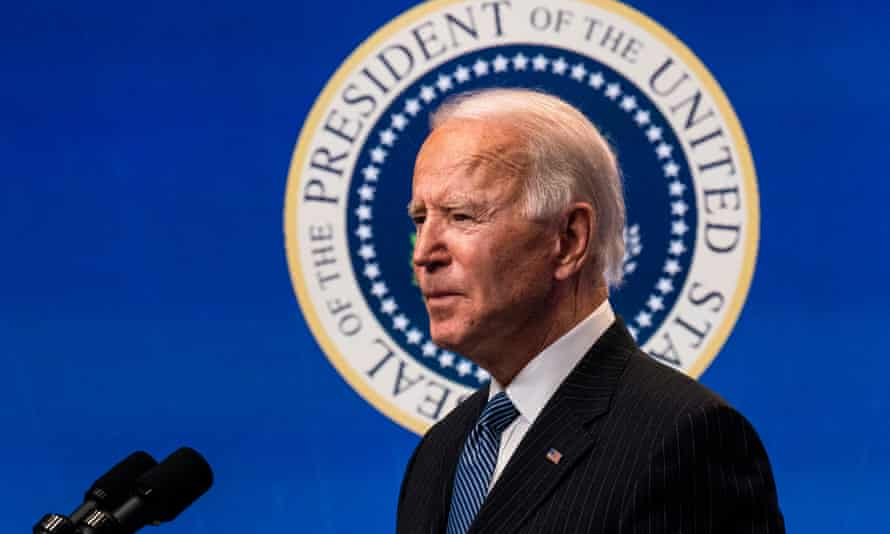 "President Joe Biden said Donald Trump's impeachment trial ""has to happen""."