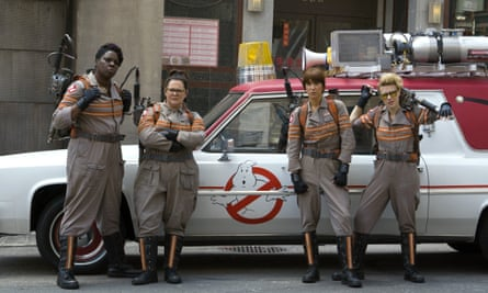 Ghostbusters … 'I'm very proud of the movie.'