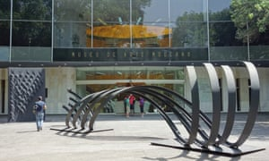 Museo de Arte Moderno Mexico City.