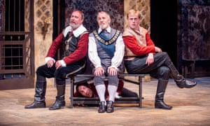 Peekabo … Much Ado About Nothing at Dundee Rep.