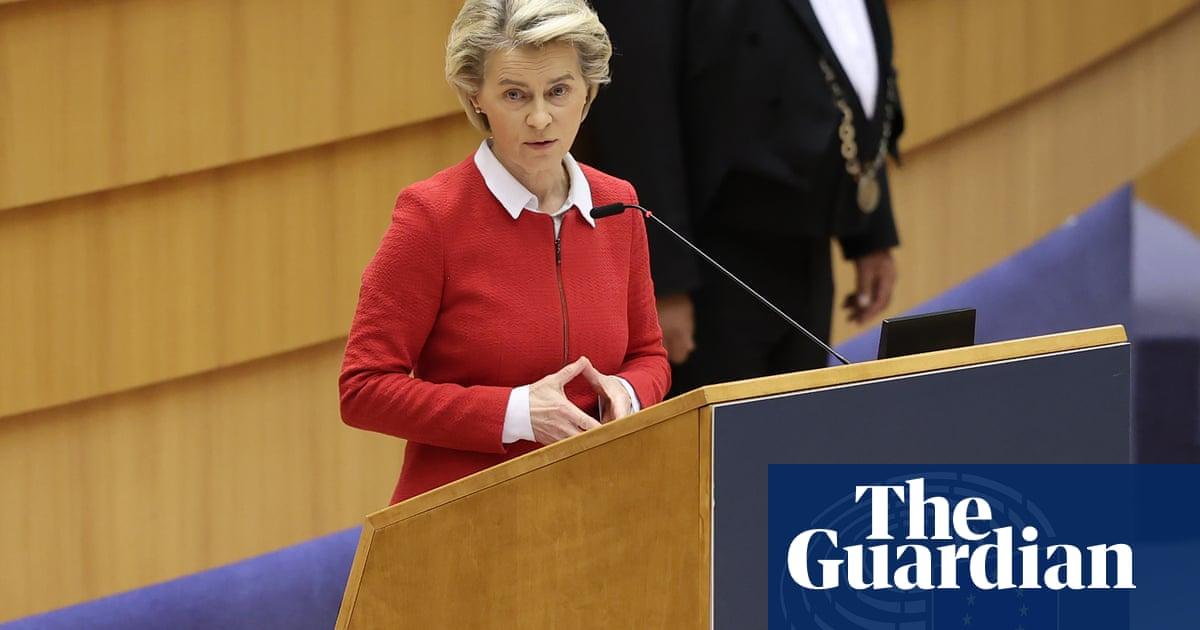 Ursula von der Leyen says EU could punish UK over Brexit breaches