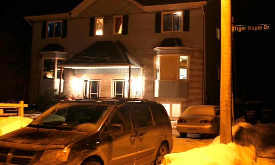 Nova Scotia home where man was found dead