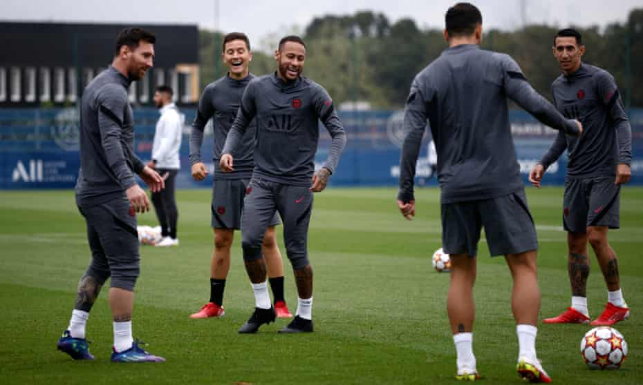 PSG and Messi struggle to adjust to each other as City rematch looms |  Champions League