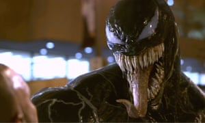 Venom review – Tom Hardy flames out in poisonously dull