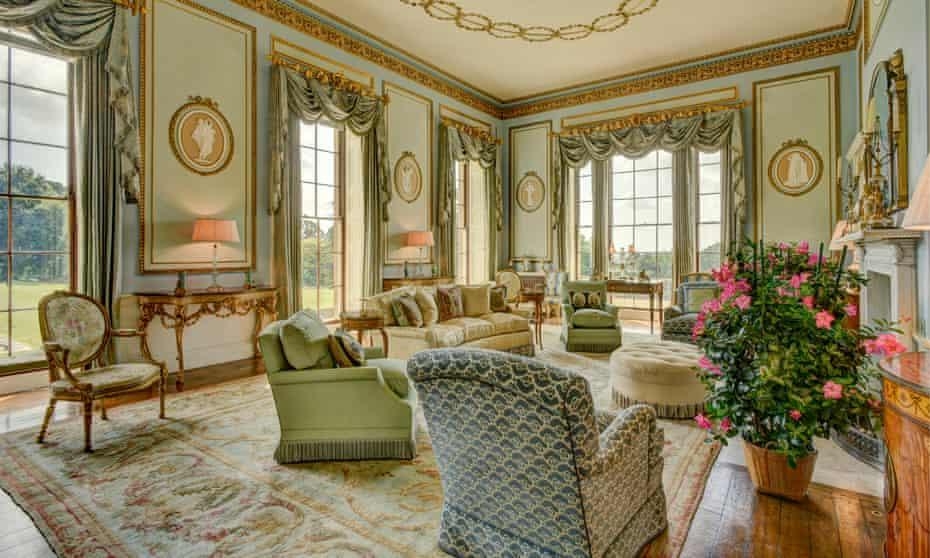 Bowden Park's drawing room