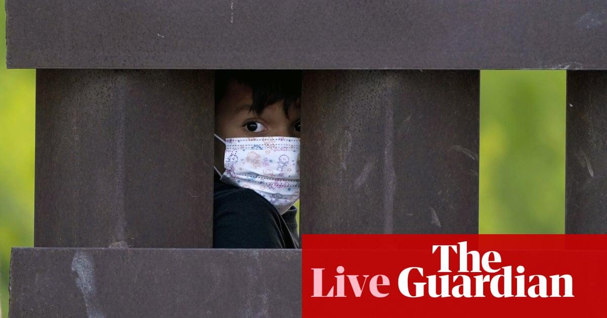 Biden under pressure over children crossing US-Mexico border – live updates
