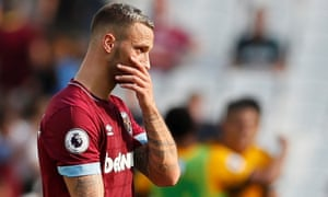 Marko Arnautovic was unable to help West Ham secure a first point of the season.