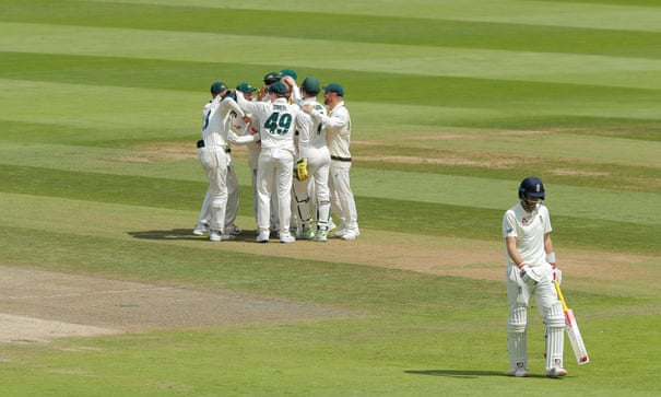England left with red faces after neglecting Test cricket for years