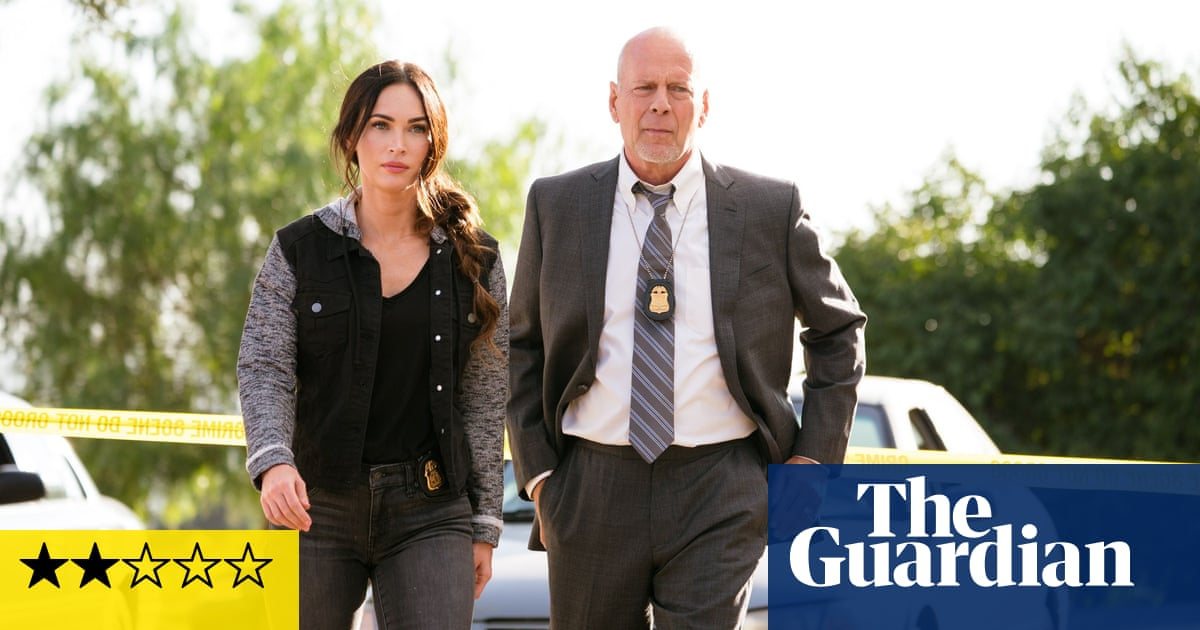 Midnight in the Switchgrass review – Bruce Willis and Megan Fox firmly in 90s mode