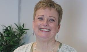 Libby Thornhill, 60, Staffordshire, Tutbury