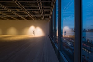Fraser: the Whitney's new building 'represents extraordinary wealth'