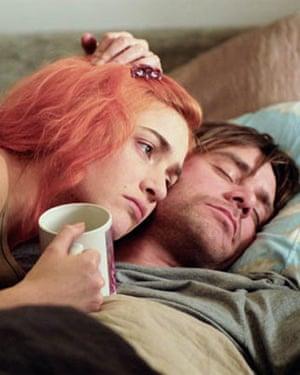Eternal Sunshine Of The Spotless Mind, Kate Winslet, Jim Carrey Film dan Televisi