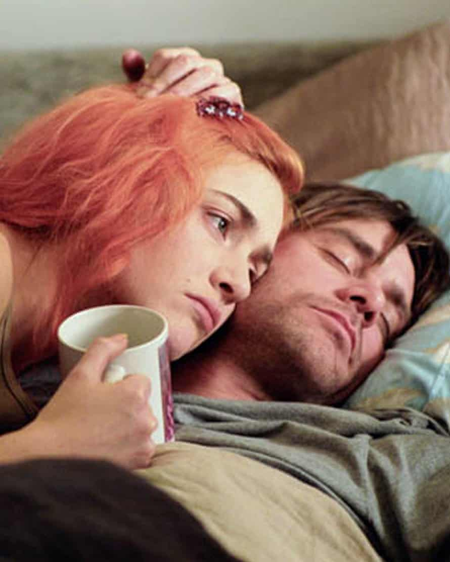 Eternal Sunshine Of The Spotless Mind, Kate Winslet, Jim Carrey Film and Television
