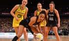 New Zealand edge Australia in one-goal Constellation Cup thriller