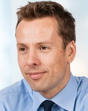 Phil Thomson, president of global affairs at GlaxoSmithKline.