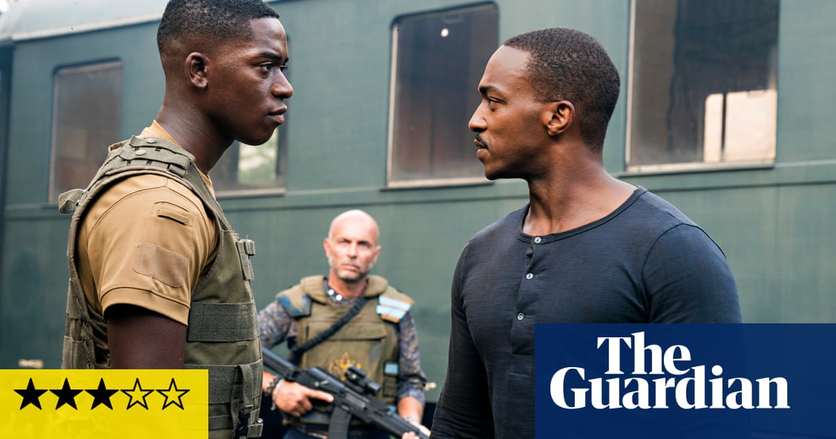 Outside the Wire review – competent Netflix thriller toys with big ideas