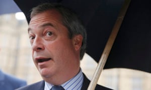 Nigel Farage. The Swedish carmaker said the Ukip leader's V70 model was too old to have been affected by the wheel-nut problem.