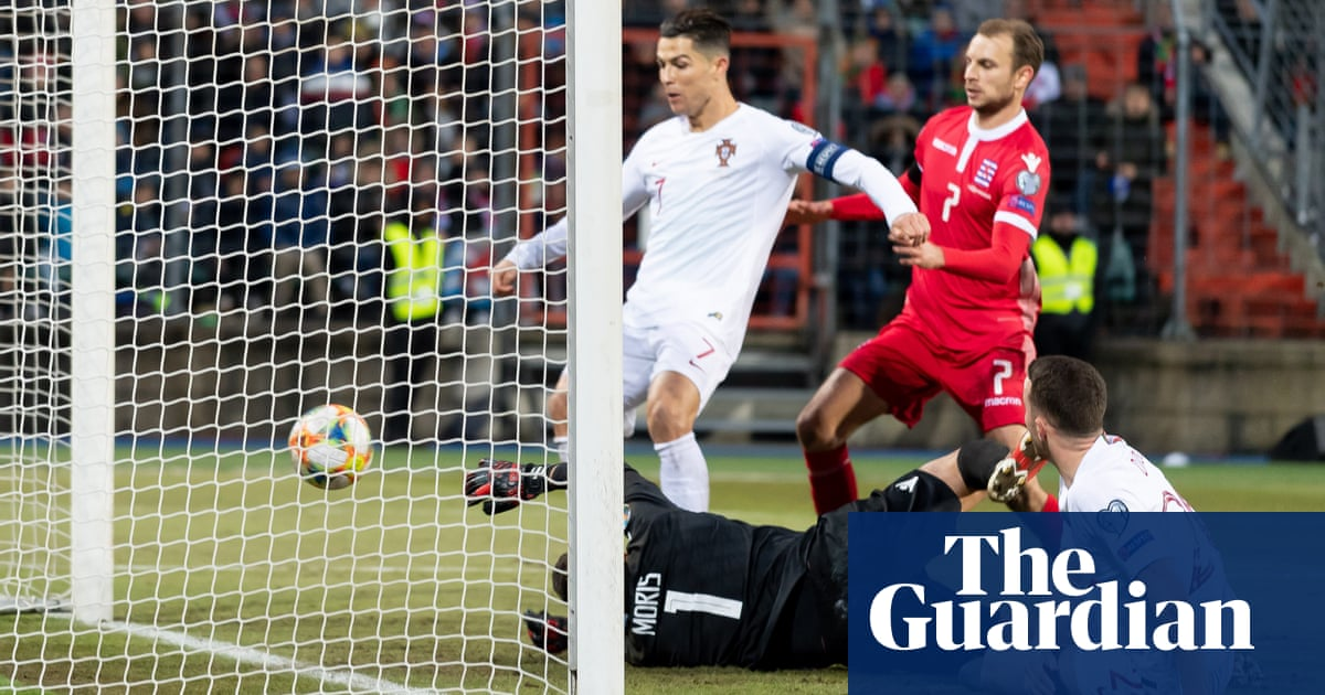 Euro 2020 roundup: Portugal qualify after Cristiano Ronaldo's 99th goal