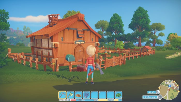 My Time At Portia Review Crafting Sim Reaps Slow But Sweet Rewards