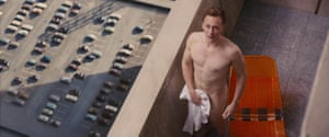 Tom Hiddleston in High Rise: the organic and the concrete.