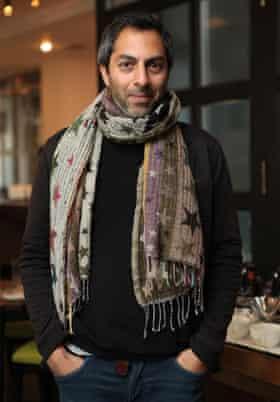 Shezad Dawood.