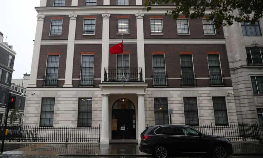The Chinese embassy did not immediately comment on the reports.