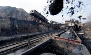 Chelyuskintsev mine, Donetsk, Ukraine