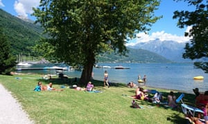 Camping Le Vele, Como,