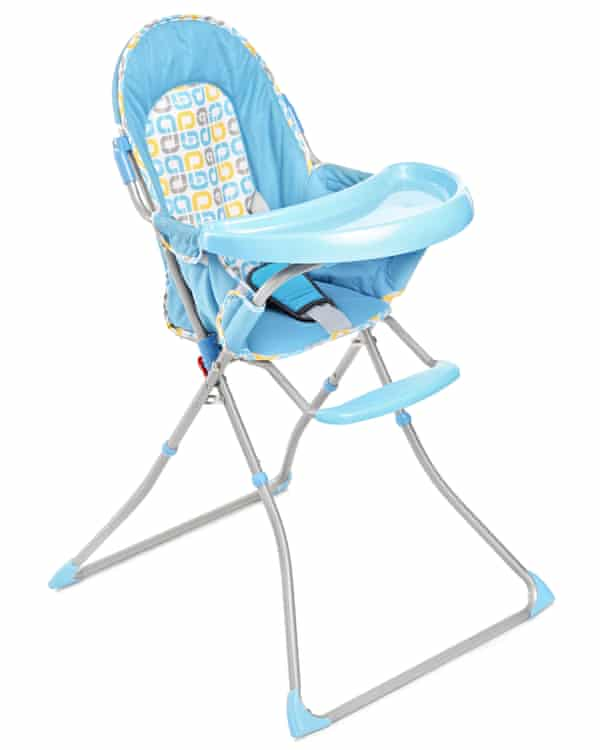 A baby chair