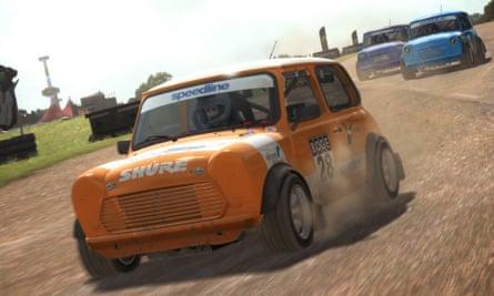 Dirt Rally RX Mini Lydden 3