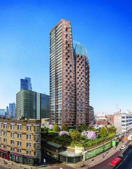 Are Shoreditch Skyscrapers A London Tower Too Far, Even