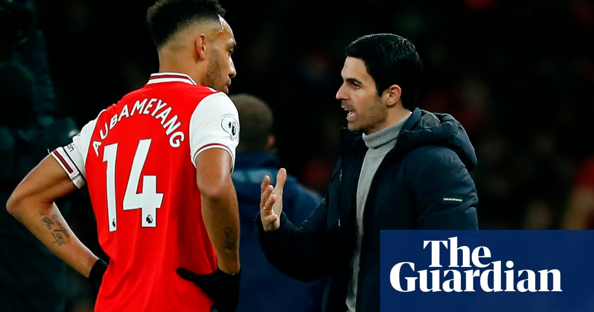Mikel Arteta not expecting 'big things' from Arsenal in transfer window