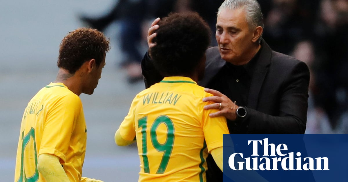 0c7cccb780d Patient Tite has brought swagger and pragmatism back to Brazil | Jon  Cotterill | Football | The Guardian