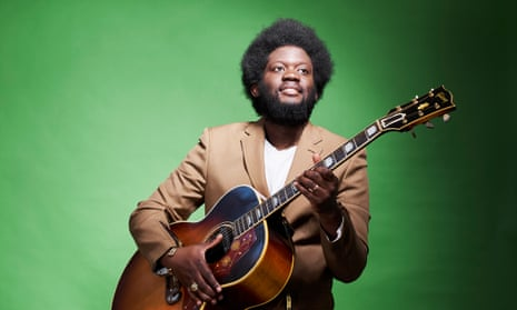 Michael Kiwanuka photographed in London last month by Suki Dhanda for the Observer New Review.