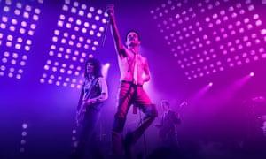 Heading for a biopic record … Bohemian Rhapsody.