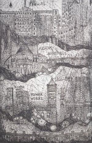 Tower Works illustration.