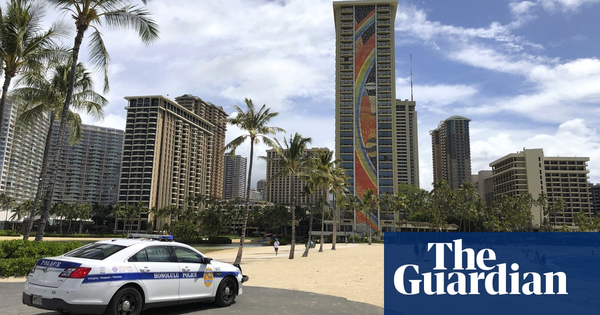 'We say it's a racial paradise': how two police killings are dividing Hawaii