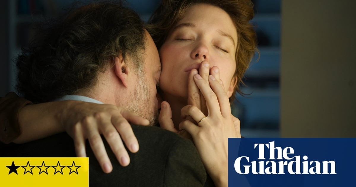Deception review – Arnaud Desplechin's unbearably twee take on Philip Roth