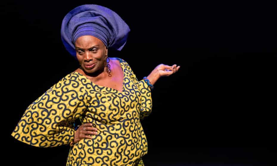 Taiwo Ajai-Lycett in Hear Word! Naija Woman Talk True.
