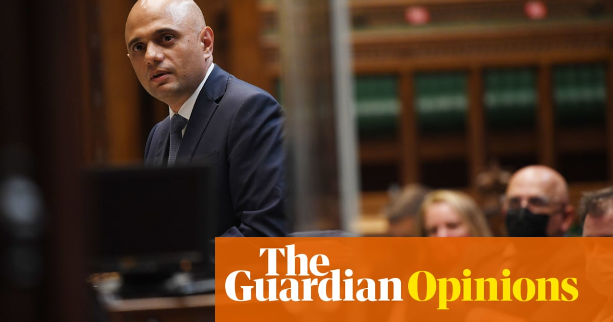 Sajid Javid sounds like a lockdown sceptic, but he won't want to alienate the NHS