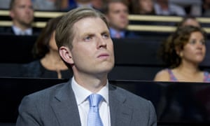 Eric Trump's charitable foundation has been caught up in an investigation.