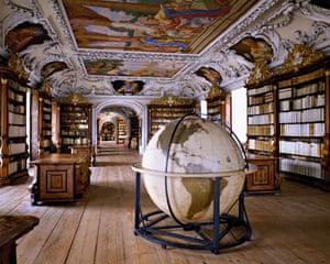 Stiftsbibliothek Kremsmünster, Kremsmünster, Austria