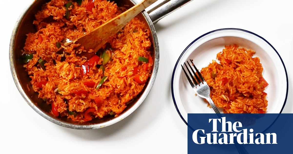 Food in books jollof rice from americanah by chimamanda ngozi food in books jollof rice from americanah by chimamanda ngozi adichie books the guardian forumfinder Choice Image