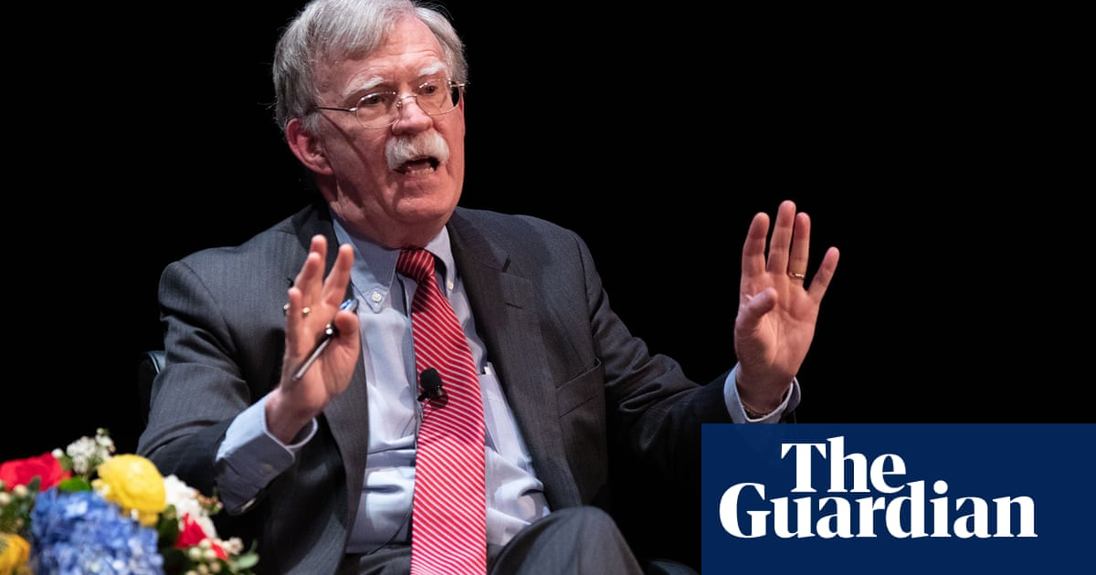 John Bolton breaks his silence after Trump impeachment: 'I knew what I was getting into' thumbnail