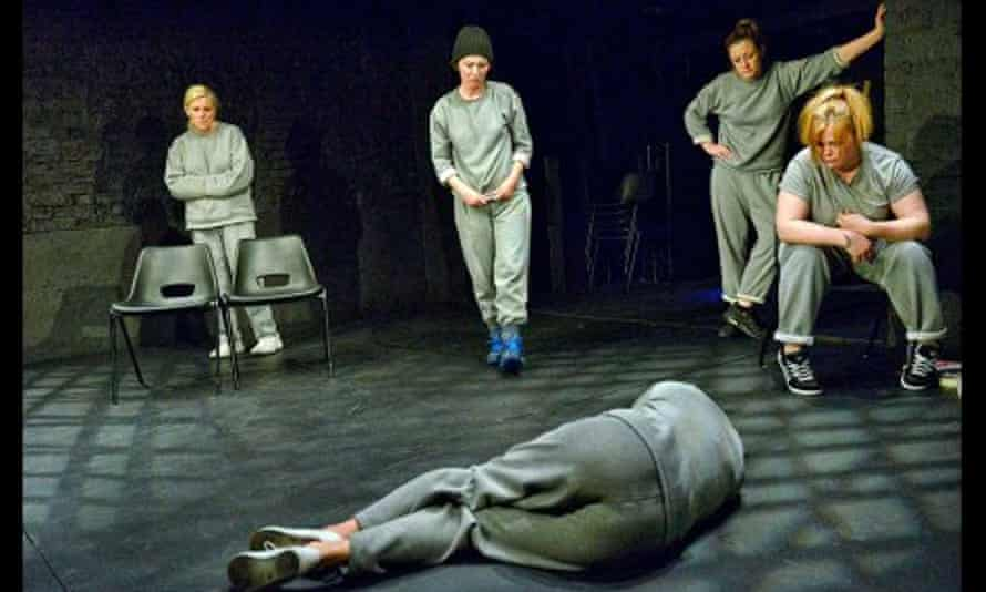 Key Change, a play devised by female prisoners from HMP Low Newton.