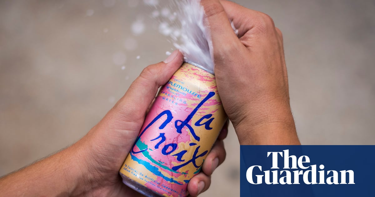 6dc5fddd La Croix sparkling water is little short of a religion among millennials -  here's why