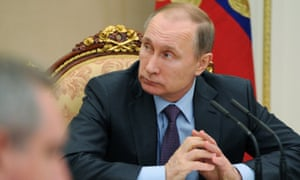 US Treasury acting under secretary for terrorism and financial intelligence Adam Szubin said in a BBC documentary that aired Monday that Putin was a 'picture of corruption'.