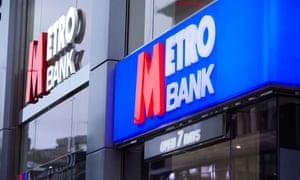A branch of Metro Bank